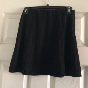 Black Phoebe Skirt